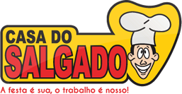 logo casa do salgado